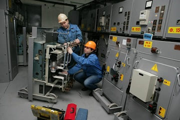 Техническое обслуживание электрооборудования