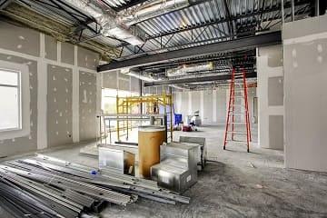 Капитальный и текущий ремонт зданий и помещений